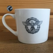 Police Feldgendarmerie mug 400 ml