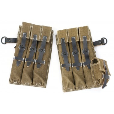 Pair of magazine pouches for MP-40