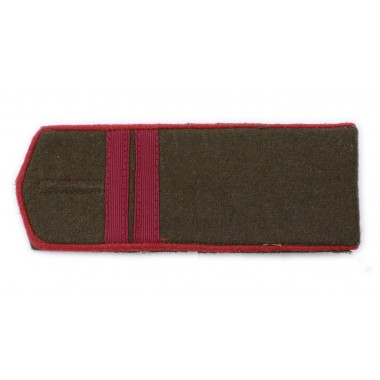 RKKA s/boards: junior sergeant of artillery or armoured
