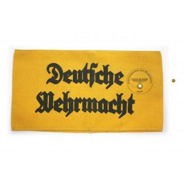 Armband ;Deutsche Wehrmacht;