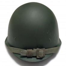 Steel helmet SSh-40 narrow strap