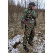 Winter jacket parka Oakleaf spring pattern 1943-45