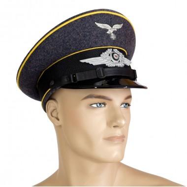 Luftwaffe private paratrooper pilot peaked cap
