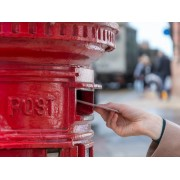 The UK accepts mail again