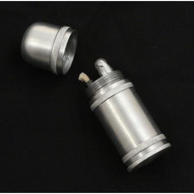 Waterproof aluminum lighter