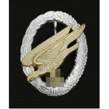 Luftwaffe paratrooper's badge