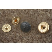 Press-buttons 12 mm Germany