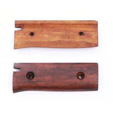 Wooden plates for Mauser 98 bayonet