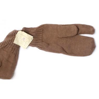 3-finger gloves USSR