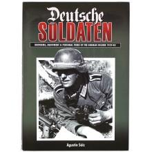 Book: German soldiers (A. Sáiz)