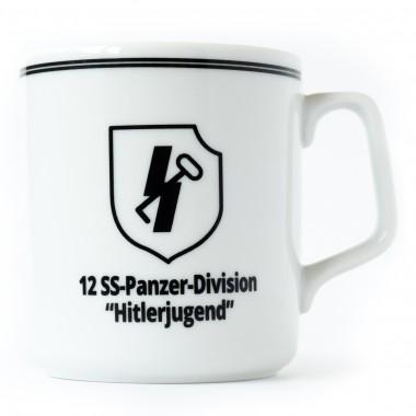 Mug of the 12th SS Division Hitler Youth 330 ml