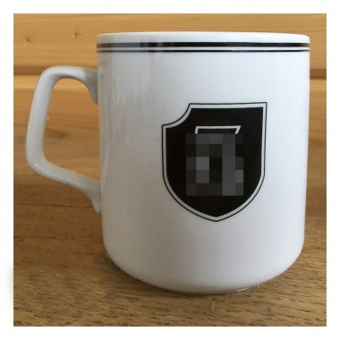 Mug of the 4th SS Police Division 350 ml