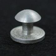 Pin for Y-strap or gasmask canister