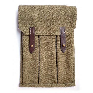 Pouch for PPSh box-magazines
