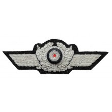 Cockade for Luftwaffe officer peaked-cap