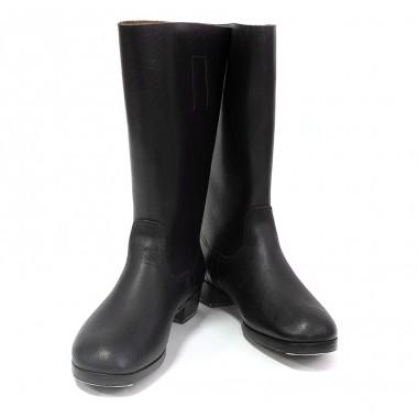 """German high-boots 35 cm """"shark nose"""" 1939-45"""