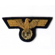 Eagle for Kriegsmarine officer peaked- or side-cap