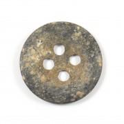 Zinc button for clothes original