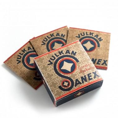 Packaging for Vulkan condoms