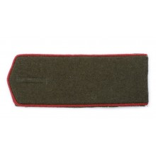 RKKA shoulder boards: private of artillery or armoured