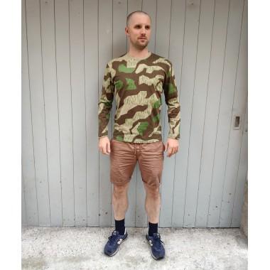 T-shirt longsleeve Splinter camo