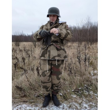 Winter jacket parka Marsh/Swamp 1944-45