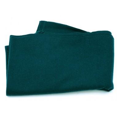 Dark green collar cloth