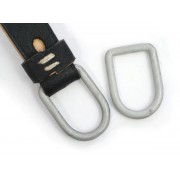 Forward long D-ring for Y-strap
