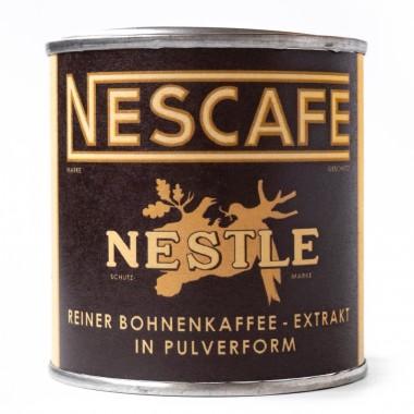 Can tin Nescafe