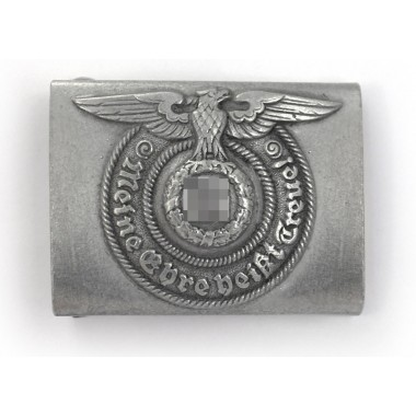 SS aluminum buckle