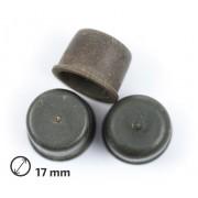 Muzzle caps for weapon