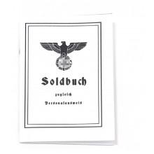 Heer soldier's book (light cover)