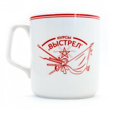 Mug Vystrel Shot school 330 ml