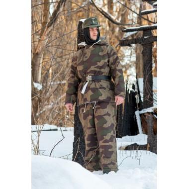 Winter jacket parka Splinter Splittertarn 1943-45