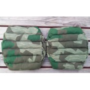 Airborne knee pads camouflage Splinter