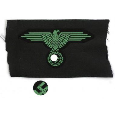 SS green eagle
