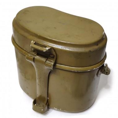 Mess-tin kidney-shape USSR