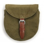 Pouch with ring  for PPSh drum magazine