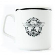Police Feldgendarmerie mug with the eagle 330 ml