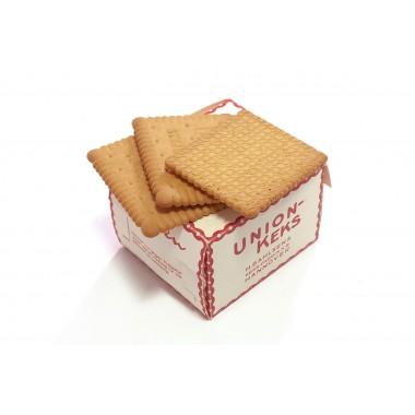 Cracker cookies biscuits Balzen Union Keks