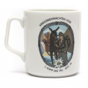 Mug Christmas 1939 mountain battalion 56