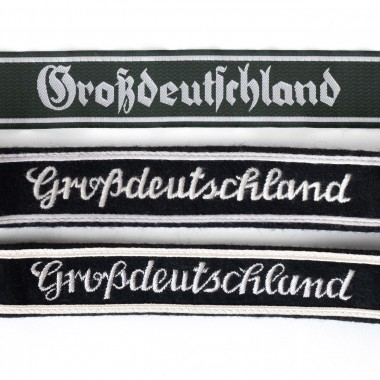 Großdeutschland armband cuff-band