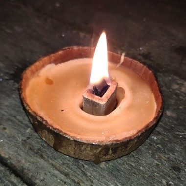 Trench candle original