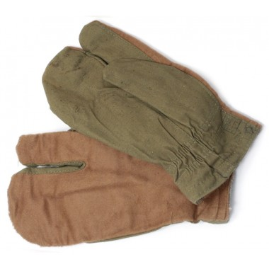 3-finger mittens USSR