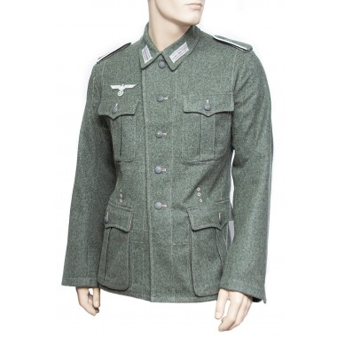 Field blouse jacke 1940 Heer with insignia