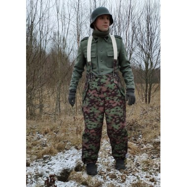 Winter pants Blurred Edge Spring to parka 1943-45