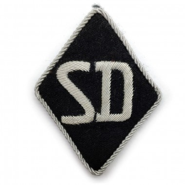 Sleeve patch of the SD officer