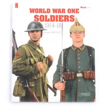 Book: World War One soldiers, L. Mirouze