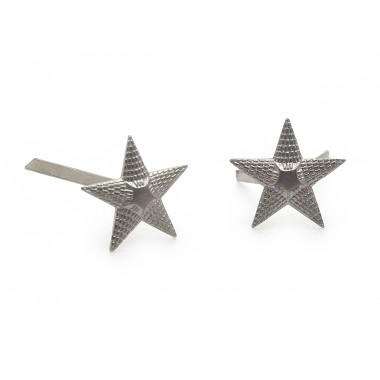 Stars on shoulder boards of the Red Army