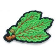 Jäger cap leaves